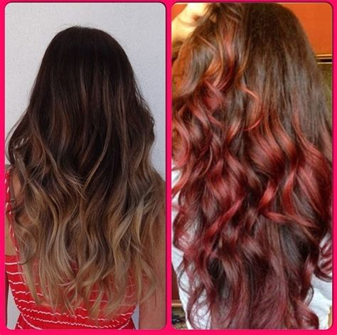 Hairstyles For Long Hair Color 23 Unique Hair Color Ideas