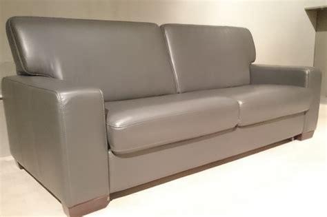 canap 160 cm canapé convertible cuir neuilly matelas 160 cm quotidien