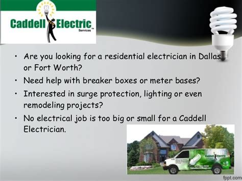 5 Types Of Residential Electrical Services Offered By