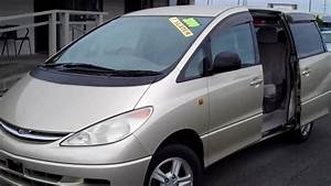 2000 Toyota Estima People Mover For Sale On Trade Me At