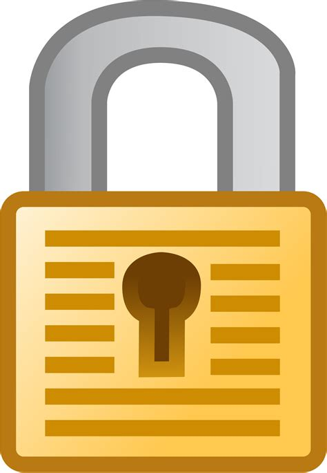 Padlock Clipart Lock Box Clip Free Lock Free Engine Image For User