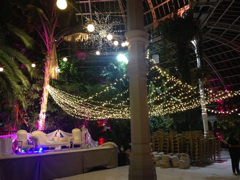 warm white fairy light canopy  indian wedding  sefton