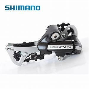 Aliexpress Com   Buy Shimano Acera Rd M360 3x7s 3x8s Speed Cycling Rear Derailleur Mountain Bike