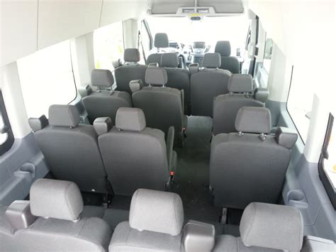 what does interior new age hauler 2015 ford transit debuts the daily