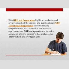 Benefits Of Taking Gre Math Practice Tests
