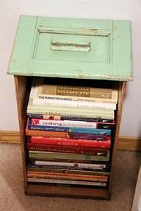 Bücherregal Vintage : alte schubladen bekommen ihre zweite chance 15 tolle ~ Pilothousefishingboats.com Haus und Dekorationen