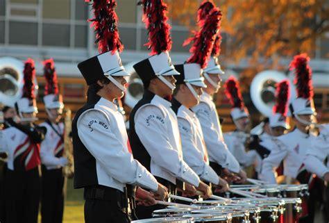 percussion lakota west bands