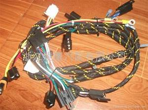Toyota Fog Light Wiring Harness   Wire Harness - Ly  China Manufacturer
