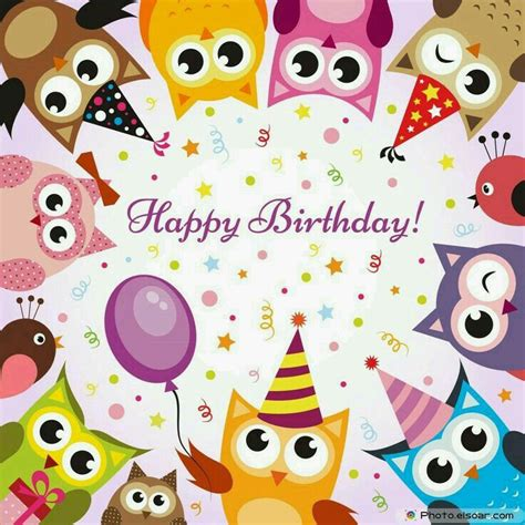 Happy Birthday Owl Images 8 Best Birthday Owls Images On Congratulations