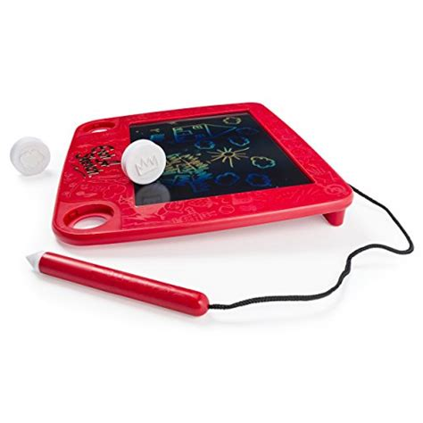 etch  sketch freestyle drawing pad  stylus