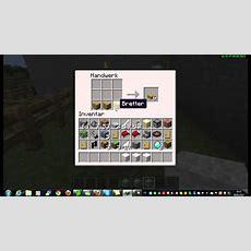 Minecraft Wie Man Ein Bett Baut Youtube
