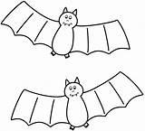 Coloring Bat Bats Halloween Animals Animal Cat Cartoon Printable Bigactivities Quotes Silhouette Animated Getcolorings Quotesgram Getdrawings Activity Coloringtop sketch template