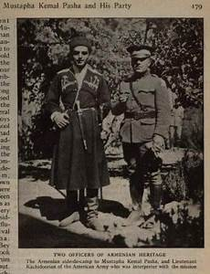 Two Armenian officers: one in the Kuva-yi Milliye and the ...