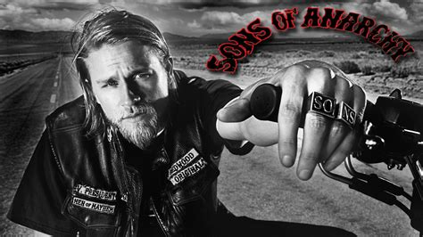'sons Of Anarchy' Is Hamlet In Black Leather