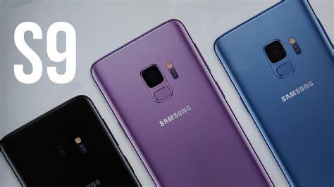 samsung galaxy s9 color comparison