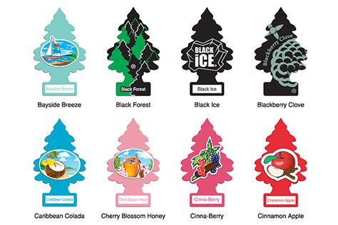 Car Freshener Tree by The Story The Trees Air Fresheners