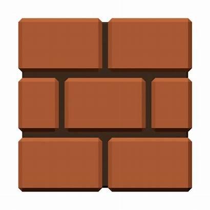 Mario Brick Bros Block Clipart Transparent Brothers