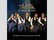 Celtic Thunder Australian Tour 2017 lifehacked1stcom