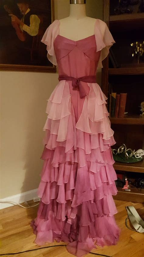 hermione granger yule ball dress gown replica costume