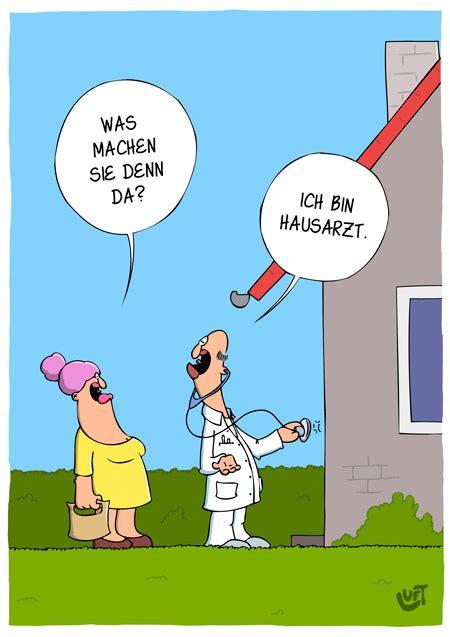 Gesundheit Cartoonalarm