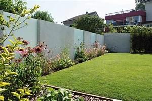 Gartenzaun Aus Beton : gartenzaun sichtschutz modern kunstrasen garten ~ Sanjose-hotels-ca.com Haus und Dekorationen