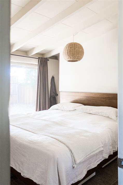minimal bohemian bedroom hej doll simple modern