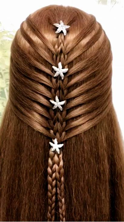 Hairstyles Simple Braided Try Puff