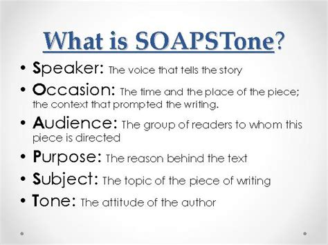 Soapstone Writing Template by Soapstone A Strategy For Writing And Reading