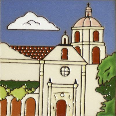 mission tile santa hours 17 best images about historic mission mexican tile on