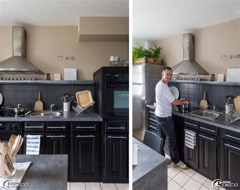 meuble de cuisine repeint smile e magdeco magazine de décoration