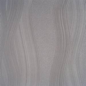 Pose Papier Peint Intissé Sur Ancien Papier : papier peint intiss texture lignes pur es gris ~ Dode.kayakingforconservation.com Idées de Décoration