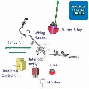 Bajaj Pulsar Ns200 Bs4 Dtsi  Wiring  U0026 Relays