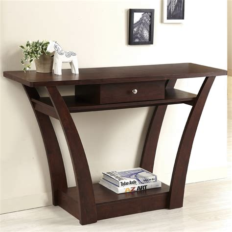 modern console table for entryway enitial lab ynj 117 4 lita modern console table atg stores