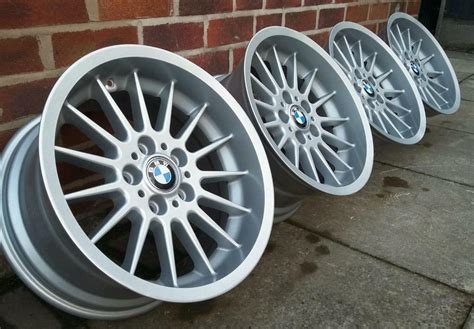 Bmw Style 32 Wheels by Genuine Bmw Style 32 Alloys 17 Quot Staggered 5x120 E36 E46 Z3