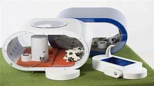 samsung unveils a 30000 high tech dog house With smart dog house