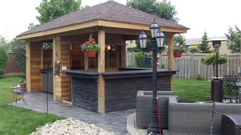 Basement Kitchen Bar Ideas - many kinds of outdoor bar ideas and design