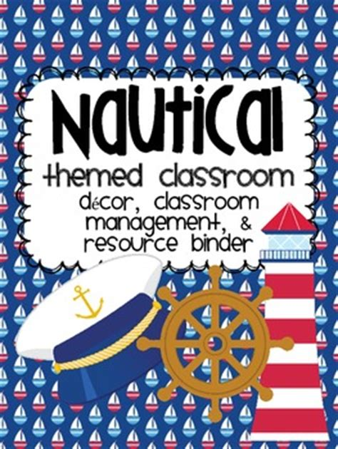 nautical theme classroom decor classroom management