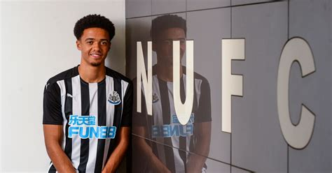 Newcastle United transfer news - Magpies sign Jamal Lewis ...
