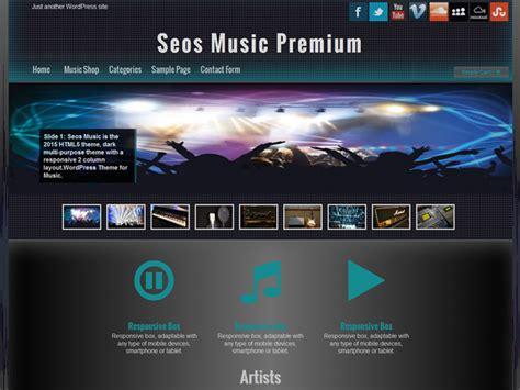 You may download free music directly into your personal computer and ipod and most of the times you don't even need any special software for it. 11+ Free Music WordPress Themes for Bands and Musicians 2021