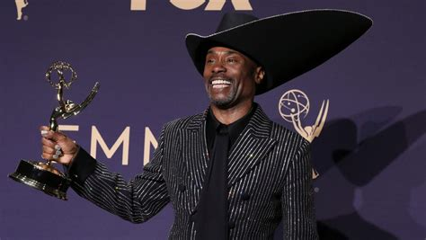 Billy Porter Wins Emmy For Best Lead Actor Drama
