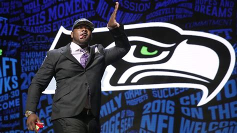 seattle seahawks  nfl draft analytics review youtube