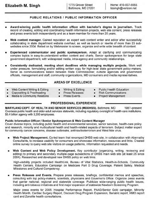 General Officer Resumes by Resume Cover Letter Description Resume Cover Letter Sle