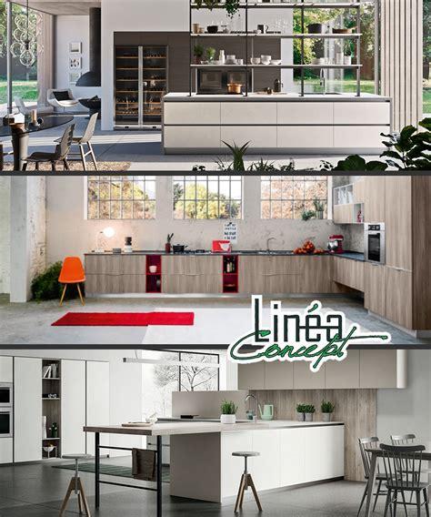 linea cuisine éa concept agencement cuisine cuisiniste 33510