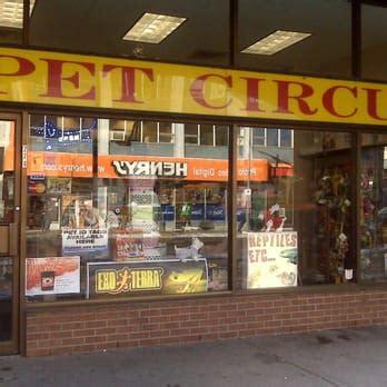 pet circus pet shops 274 bank street ottawa on