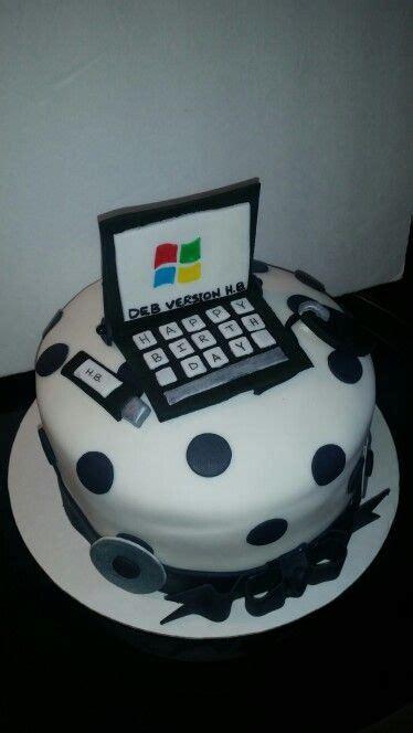computer cakes  cs creations  cakes cake