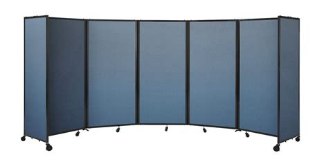 Portable Accordion Partition Wall