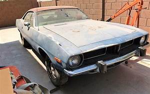 One Cool Project  1974 Plymouth Barracuda