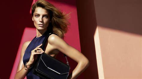 wallpaper daria werbowy top fashion models  model