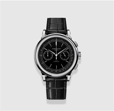 corniche klockor julklappslistan 2018 corniche heritage chronograph