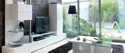 photo meuble cuisine meuble tv gautier photo 5 15 superbe meuble tv dans un intérieur contemporain